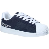 Zapatos Niño Zapatillas bajas Beverly Hills Polo Club BH-2023 Azul