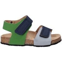 Zapatos Niños Sandalias Asso 64204 Gris
