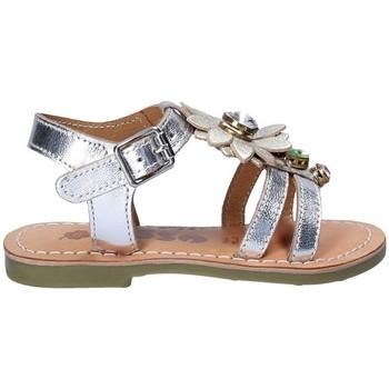 Zapatos Niña Sandalias Asso 55002 Gris
