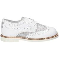 Zapatos Niños Derbie Melania ME1003B8E.C Blanco