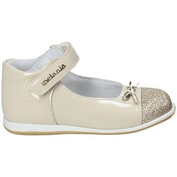 Zapatos Niña Bailarinas-manoletinas Melania ME0110A8E.B Beige