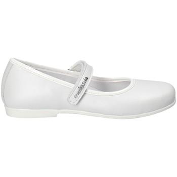 Zapatos Niña Bailarinas-manoletinas Melania ME2022D8E.B Blanco