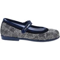 Zapatos Niña Bailarinas-manoletinas Melania ME2194D8E.A Azul