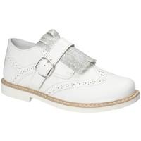 Zapatos Niños Derbie Melania ME2009D8E.A Blanco