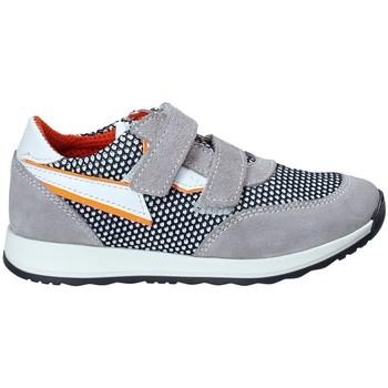 Zapatos Niños Zapatillas bajas Melania ME2168D8E.D Gris