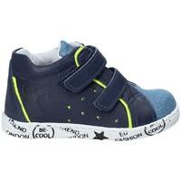 Zapatos Niños Zapatillas bajas Melania ME0126A8E.C Azul