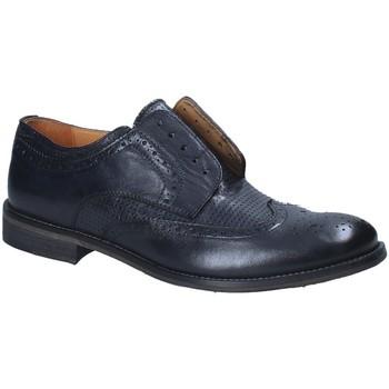 Zapatos Hombre Derbie Exton 9434 Azul