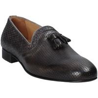Zapatos Hombre Mocasín Exton 1059 Gris