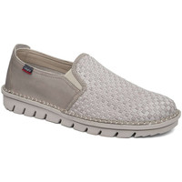 Zapatos Hombre Slip on CallagHan 14505 Beige