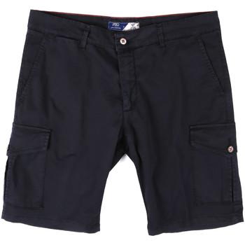 textil Hombre Shorts / Bermudas Sei3sei PZV130 81408 Azul