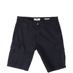 textil Hombre Shorts / Bermudas Sei3sei PZV130 8157 Azul