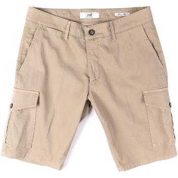 textil Hombre Shorts / Bermudas Sei3sei PZV130 8157 Beige