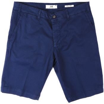 textil Hombre Shorts / Bermudas Sei3sei PZV132 8136 Azul