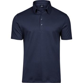 textil Hombre Polos manga corta Tee Jays T1440 Azul marino