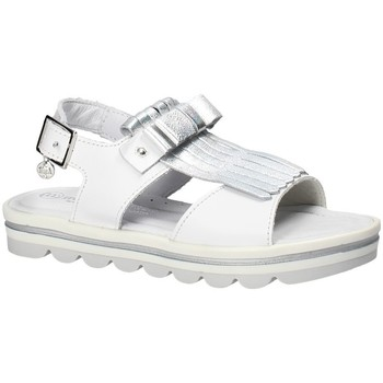 Zapatos Niña Sandalias Melania ME4149D8E.A Blanco