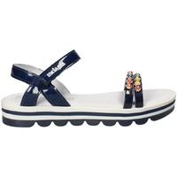 Zapatos Niña Sandalias Melania ME6162F8E.A Azul