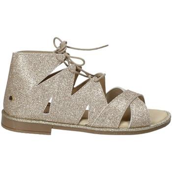 Zapatos Niña Sandalias Melania ME6275F8E.B Amarillo