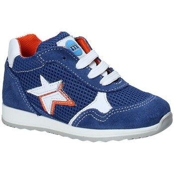 Zapatos Niño Zapatillas altas Melania ME1153B8E.B Azul