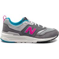 Zapatos Niños Zapatillas bajas New Balance NBGR997HAH Gris