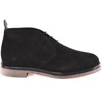 Zapatos Hombre Botas de caña baja IgI&CO 2108166 Negro