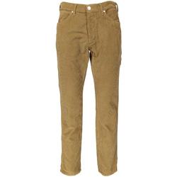 textil Hombre Pantalones Wrangler W18RSU Beige