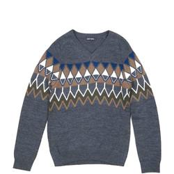 textil Hombre Jerséis Antony Morato MMSW00885 YA400006 Gris
