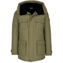 textil Hombre Parkas Ea7 Emporio Armani 6ZPK05 PNN5Z Verde
