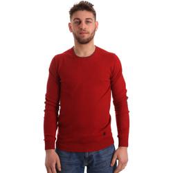 textil Hombre Jerséis Gaudi 821BU53003 Rojo