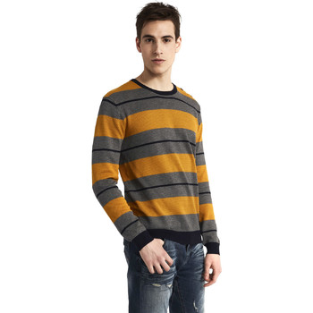 textil Hombre Jerséis Gaudi 821BU53017 Gris