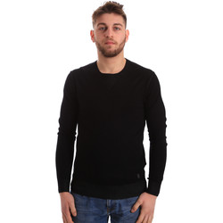 textil Hombre Jerséis Gaudi 821BU53036 Negro