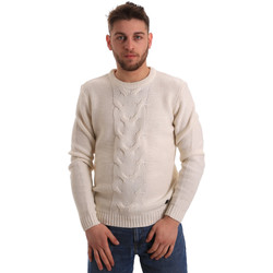 textil Hombre Jerséis Gaudi 821BU53042 Blanco