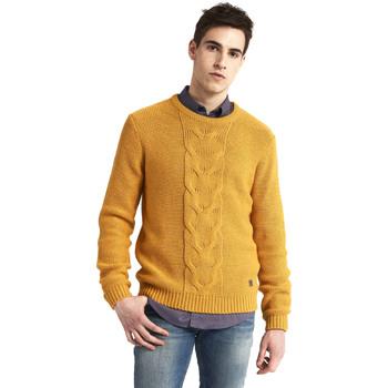 textil Hombre Jerséis Gaudi 821BU53042 Amarillo