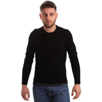 textil Hombre Jerséis Gaudi 821BU53043 Negro