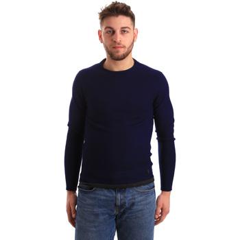 textil Hombre Jerséis Gaudi 821BU53043 Azul