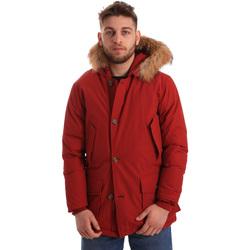 textil Hombre Parkas Gaudi 821FU35017 Rojo