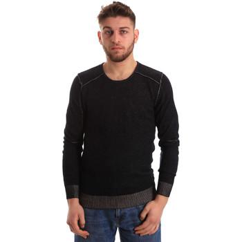 textil Hombre Jerséis Gaudi 821FU53008 Negro