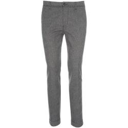 textil Hombre Pantalón de traje NeroGiardini A870182U Negro