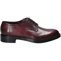 Zapatos Hombre Derbie Rogers 750_2 Rojo