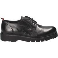 Zapatos Hombre Derbie Exton 390 Negro