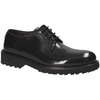 Zapatos Hombre Derbie Exton 493 Negro