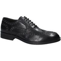 Zapatos Hombre Derbie Exton 5358 Negro