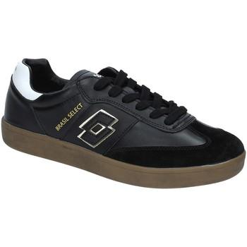 Zapatos Hombre Zapatillas bajas Lotto T7364 Negro