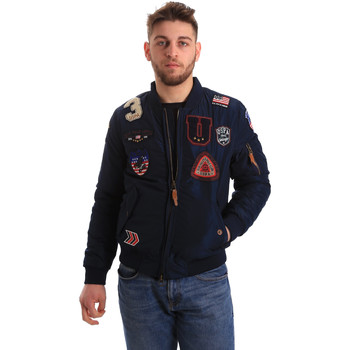 textil Hombre cazadoras U.S Polo Assn. 50353 52252 Azul