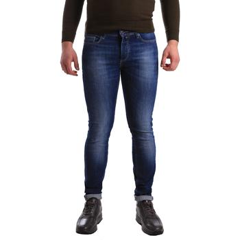 textil Hombre Vaqueros slim U.S Polo Assn. 50778 51321 Azul
