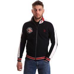 textil Hombre Chaquetas de deporte U.S Polo Assn. 50486 51907 Azul