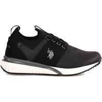 Zapatos Hombre Zapatillas bajas U.S Polo Assn. FELIX4048S8/YT1 Negro