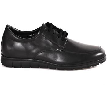 Zapatos Hombre Derbie Soldini 20583 P Negro