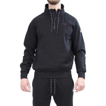 textil Hombre Sudaderas Key Up 2VG58 0001 Negro
