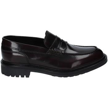 Zapatos Hombre Mocasín Rogers 1980 Rojo