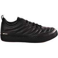 Zapatos Hombre Zapatillas bajas Gas GAM824040 Negro